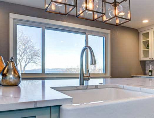 Two-Toned Kitchens Upstaged